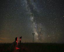 Stars milky way photography