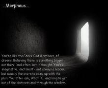 MorpheusOne